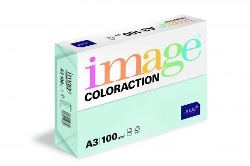 Image Coloraction Lagoon FSC Mix Credit A3 297x420mm 100Gm2 Pale Blue 500