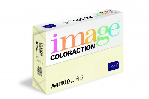Image Coloraction Atoll FSC Mix Credit A4 210x297 mm 100Gm2 Pale Ivory Pack of 500