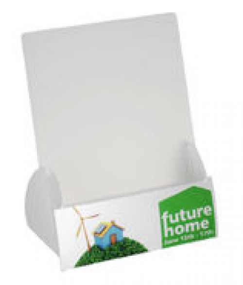Xerox Create A4 Leaflet Dispenser Pack 50 Includes30 A4 Inserts Holds Approx 350Sh 003R98881