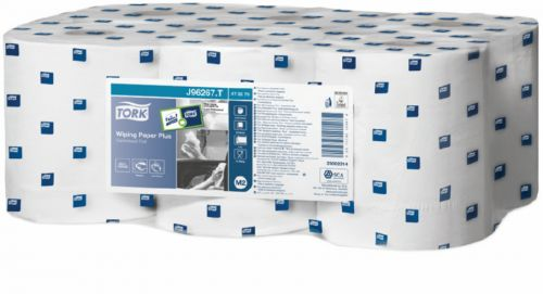Centre Feed Rolls 1ply Blue Recycled 300M Ref RC6083