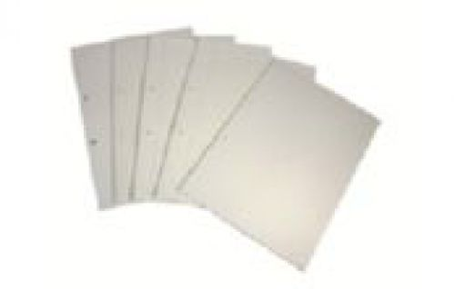 Rhino File Paper Punched 2 Hole Blank 230x180mm Pack of 500 LL04011 3P