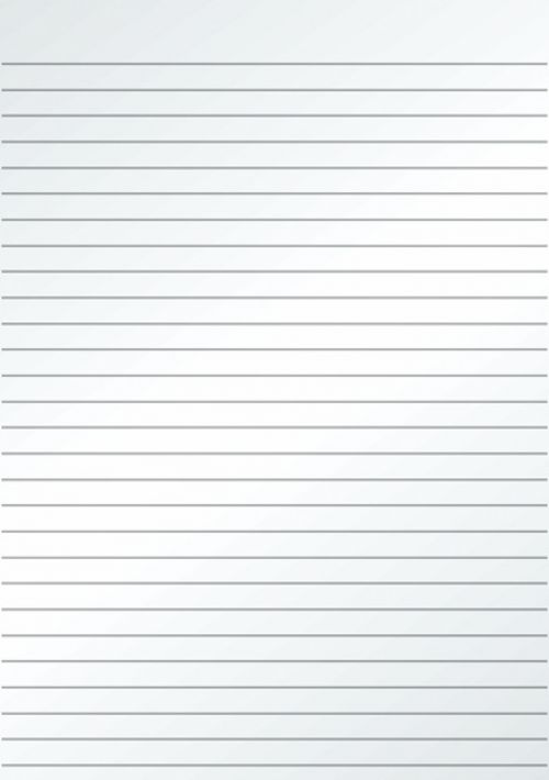 Rhino Memo Pad No Top Blank A6 80 Leaves Pack of 20 ES6P 3P