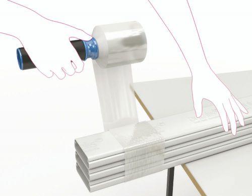 Masterline Handiwrap Cast Stretch Film 100mm X 150m Pack 45 Rolls