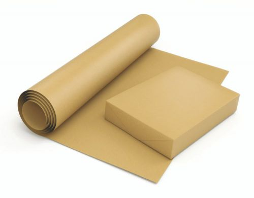 Masterline Pure Kraft Roll 70gsm 500mm x 300m