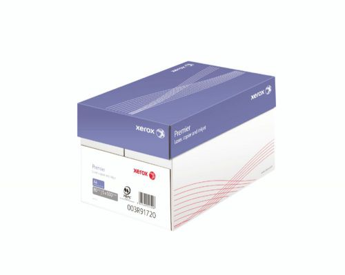 Xerox Premier Din 4 Hole A4 210X297mm 90Gm2 FSC4 Pack 500 003R91850