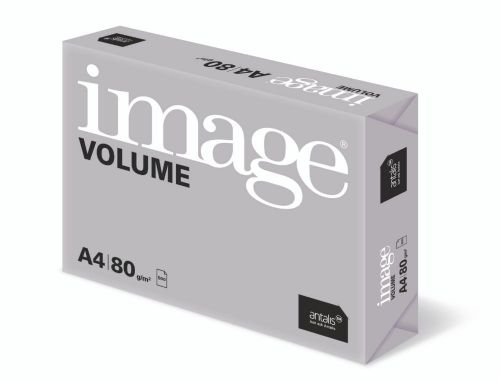 Image Volume A4 210X297mm 80Gm2 Pack 500