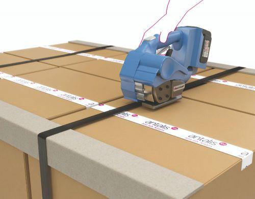 Cardboard Edge Protectors 35mm X 35mm X 3mm X 1500mm Bundle 40