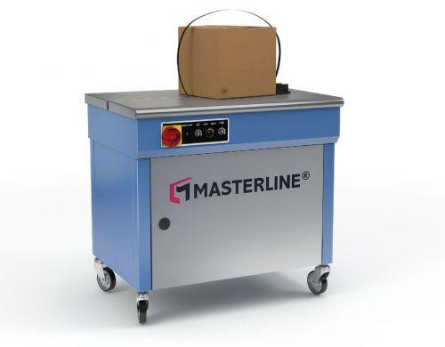 Polypropylene Machine Strapping 110Kg White 12mmx3000m Card Core 200mm Idx190mm