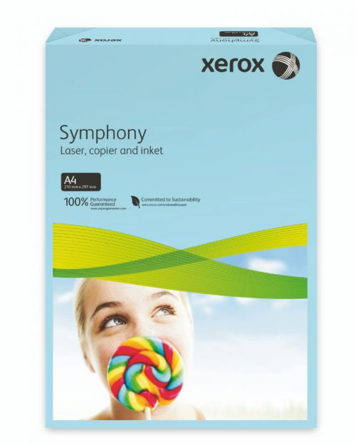 Xerox Symphony Strong-Dark Yellow A3 297X420mm 80Gm2 FSC4 Pack 500 003R94230