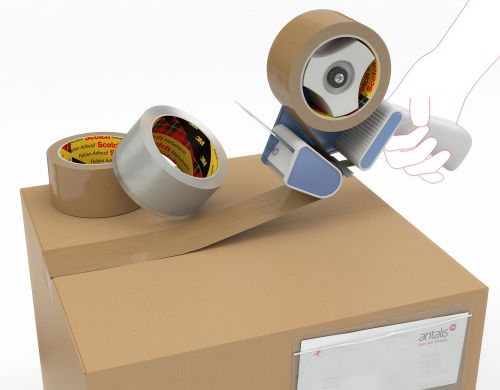 3M Scotch Masking Tape 48mm x 50m 24s