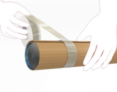 3M 8954 Filament Tape 75mmx50m 12s