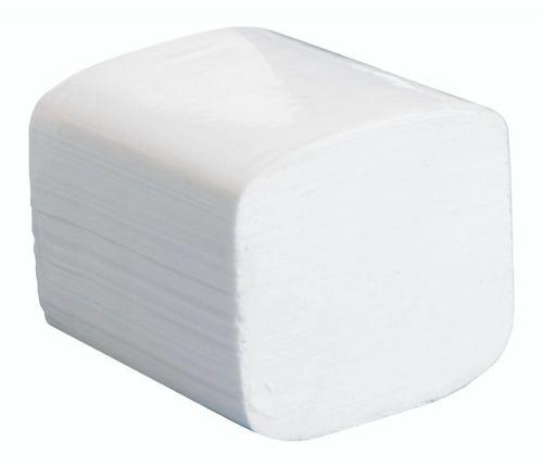Multiflat Toilet Tissue White 2ply Pack 250 BP2900PDS