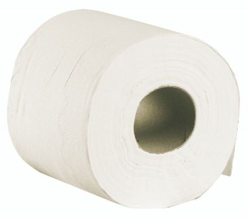 Luxury Toilet Rolls White 2ply 240 sht Pack 10 WSOFT2