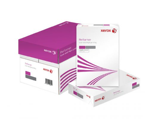 Xerox Performer Multifunctional Paper Ream-Wrapped 80gsm A3 White Ref 62305 [500 Sheets]