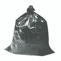 Refuse Sacks Medium 140g Black 450 x 725 x 975mm (18x29x39in) Box 200