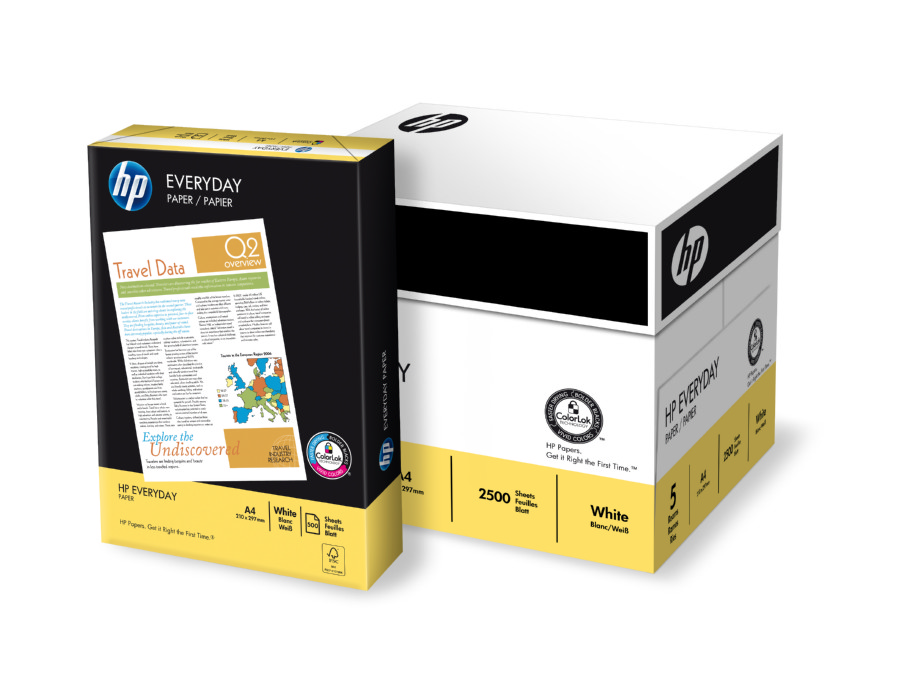 HP FSC Everyday A4 75gsm Pk500 HPD0316