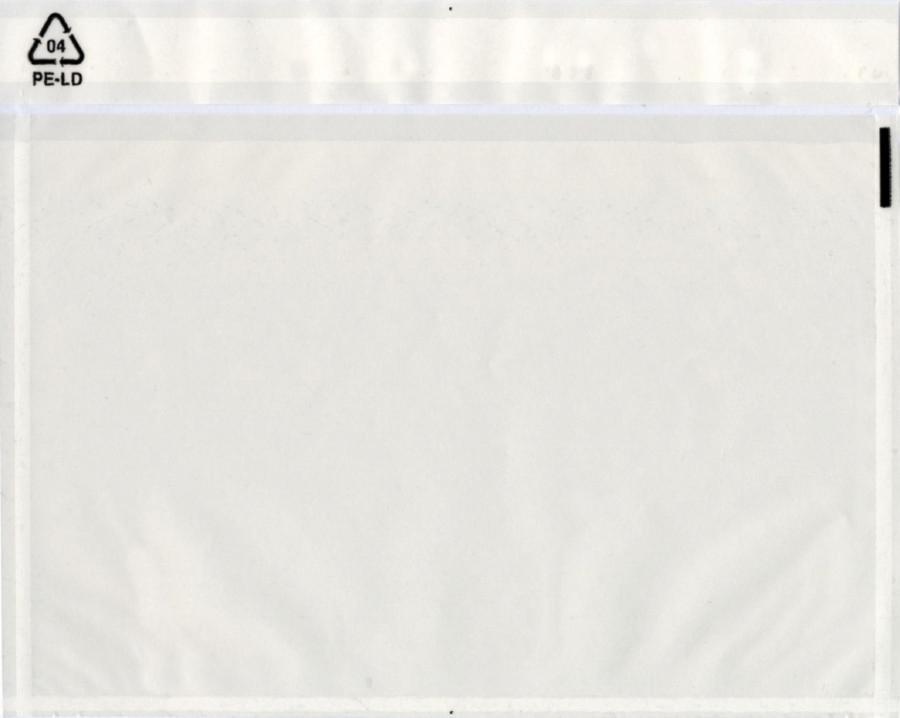 Packing List Env Plain A5 225 x 165mm 1000/Box