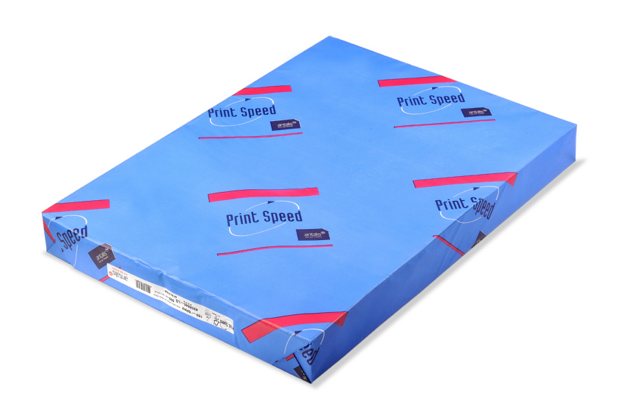 Print Speed Offset White (FSC3) SRA2 450 x 640mm 80Gm2 Packet Wrapped 500s