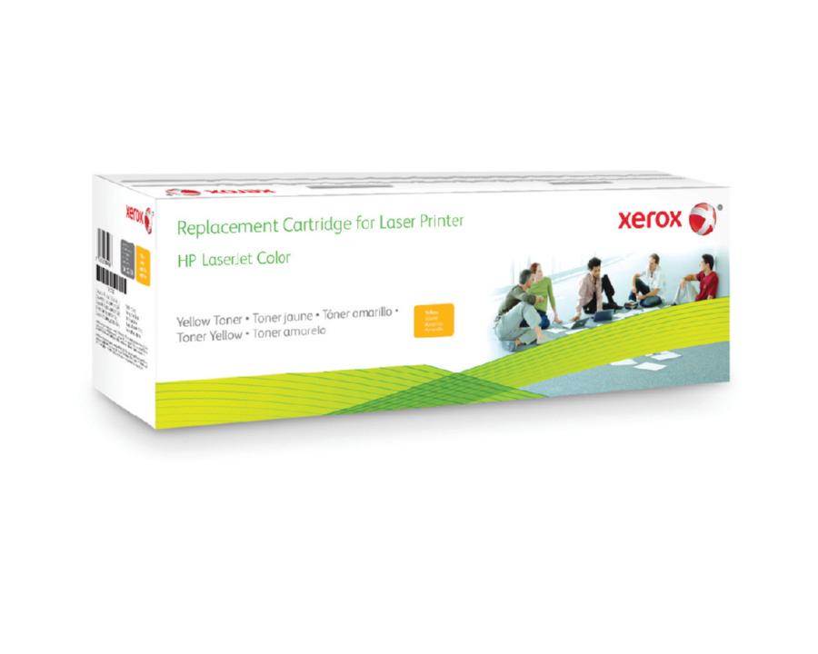 Xerox HP Yellow 003R99723 C9732A HP CLJ 5500/CLJ 5550 Yellow