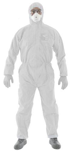 Ansell Microgard 1500 Plus White Xl  Anwh15111Xl