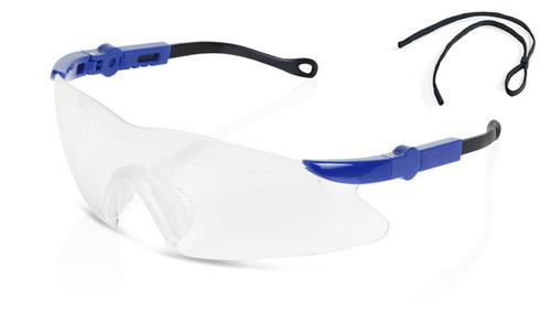 B-Brand Eyewear Range Texas Clear Safety Spectacle  Pk10 Bbtxs