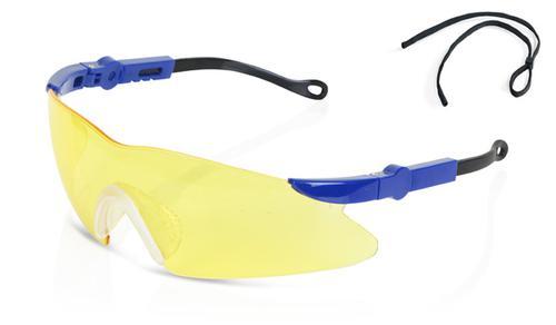 B-Brand Eyewear Range Texas Sh2 Yellow Safety Spec tacle Pk10 Bbtxs2Y