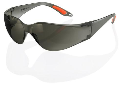 B-Brand Eyewear Range Vegas Safety Spec Grey Lens Pk 10 Bbvss2Gy