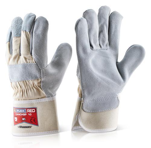 B-Flex Gloves Range Canadian High Qual B-Flex Red Pk 10 Canchqpn