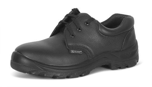 Click Safety Footwear D/D Shoe Mid Sole Black 41/0 7  Cddsms07