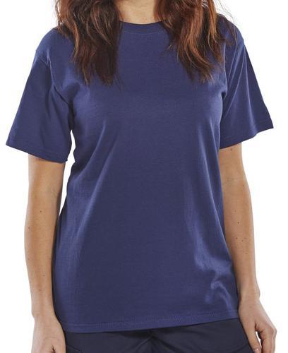 Click Leisurewear T-Shirt Hw Navy M  Clctshwnm