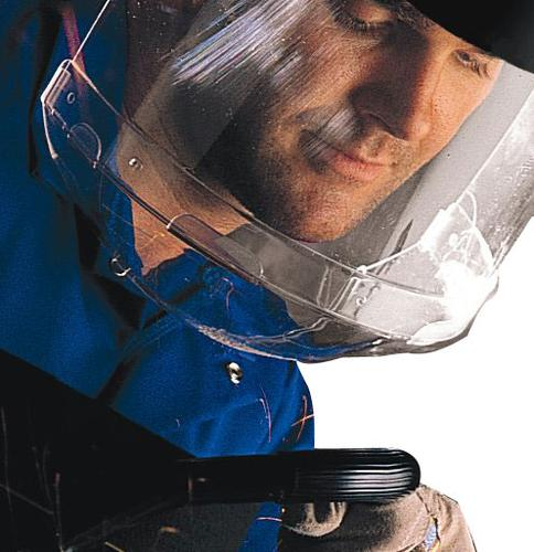 Centurion Range Classic Clear Face Screen For Chin  Guard Cns910