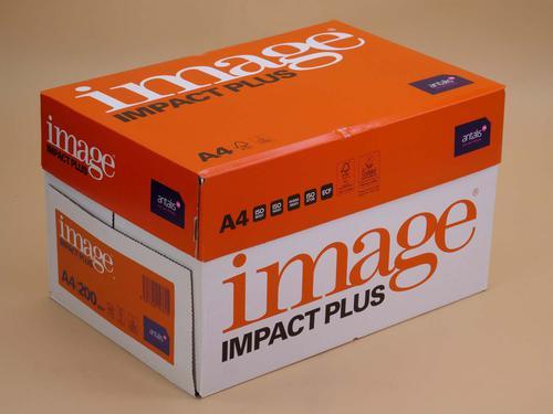 Image Impact Plus FSC Mix 70% A4 210x297 mm 200Gm2  Pack of 250
