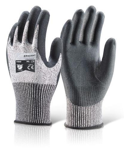 Click Kutstop Gloves - Micro Foam Nitrile Cut B Sm l  Pk 10