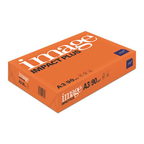 Image Impact Plus FSC Mix 70% A3 420x297 mm 90Gm2 Pack of 500