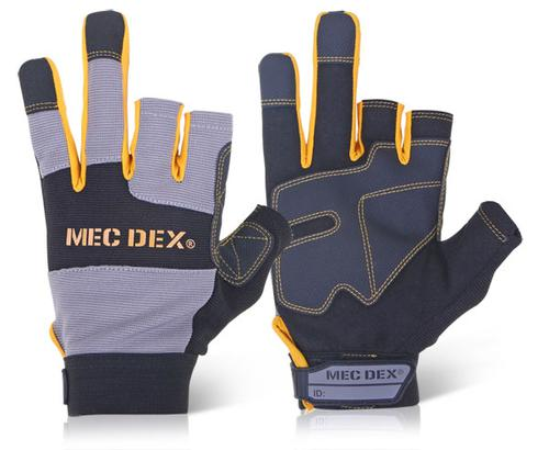Mec Dex - Work Passion Tool Mechanics Glove Smlpk6