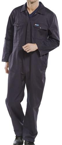 Poly-Cotton Workwear - Click Pc B/Suit Navy 36