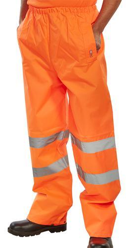 Orange L - Bseen Trousers En Iso20471