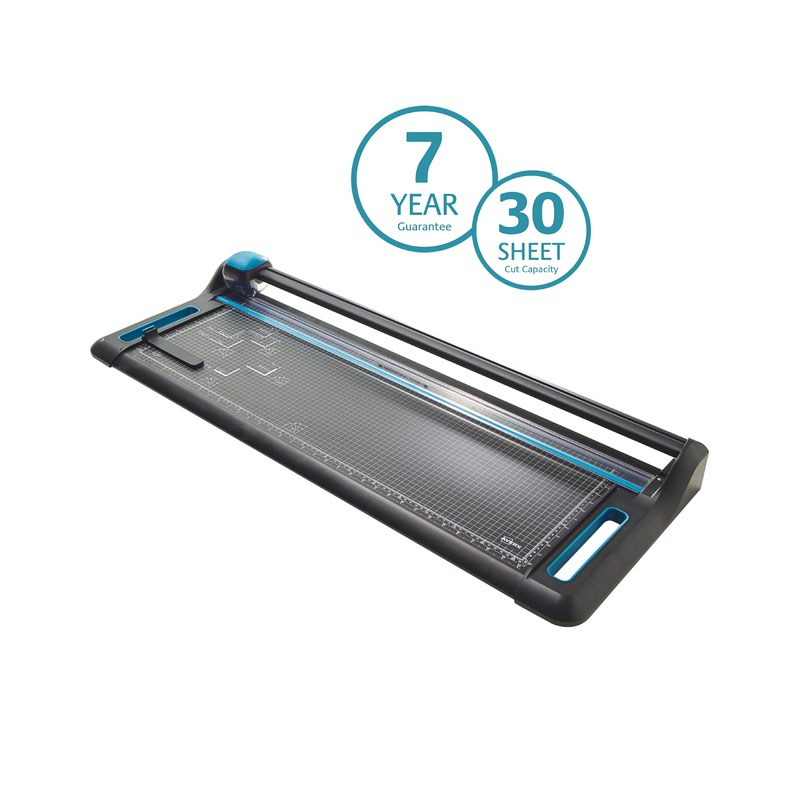 Trimmers Avery Precision Trimmer A1 Cutting Length 880mm Black/Teal P880