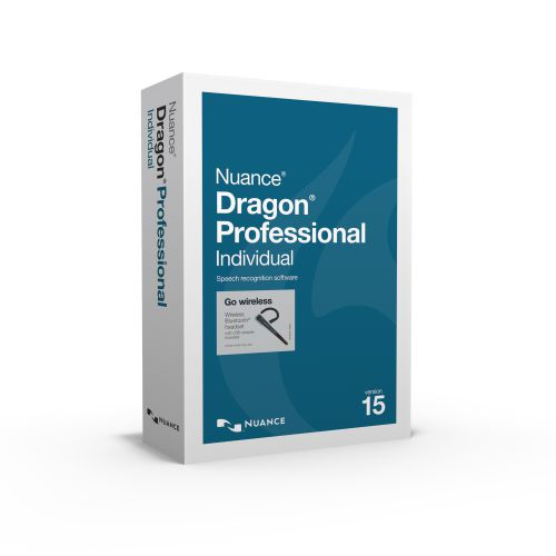 Image for Dragon Professional Individual Wireless 15.0 Edition for International English (Headset Included) K809X-XN9-15.0 (0)