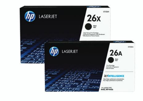 HP No.26X Toner Cart Black HY CF226X