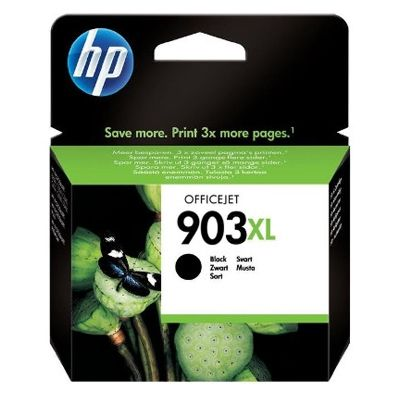 HP No.903XL HY IJCart Black T6M15AE