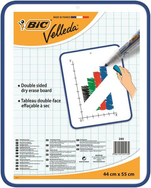 Bic Velleda Office Whiteboard 44x55cm