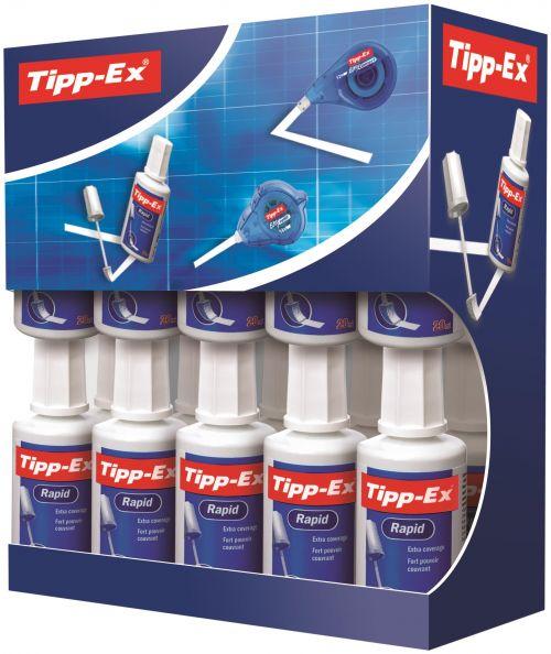 Tipp-Ex Rapid Correction Fluid 20ml (20) 895950