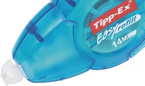 Tipp-Ex Easy-refill Correction Tape Roller 5mmx14m Ref 8794242 [Pack 10]