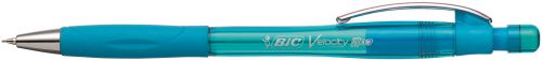 Bic Velocity Mechanical Pencil Comfort-grip Retractable with 3 x HB 0.7mm Lead Ref 8206462 [Pack 12]