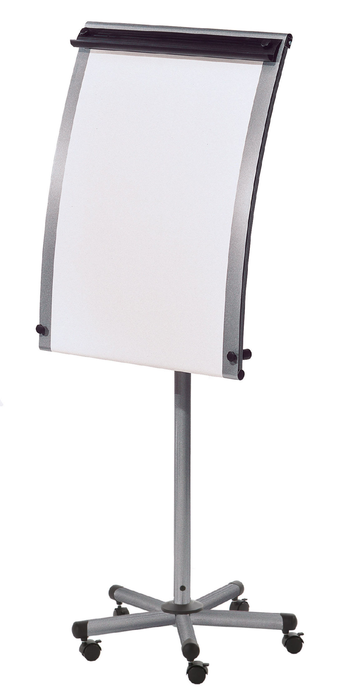 Easels Bi-Office Roll Up Mobile Easel Euro