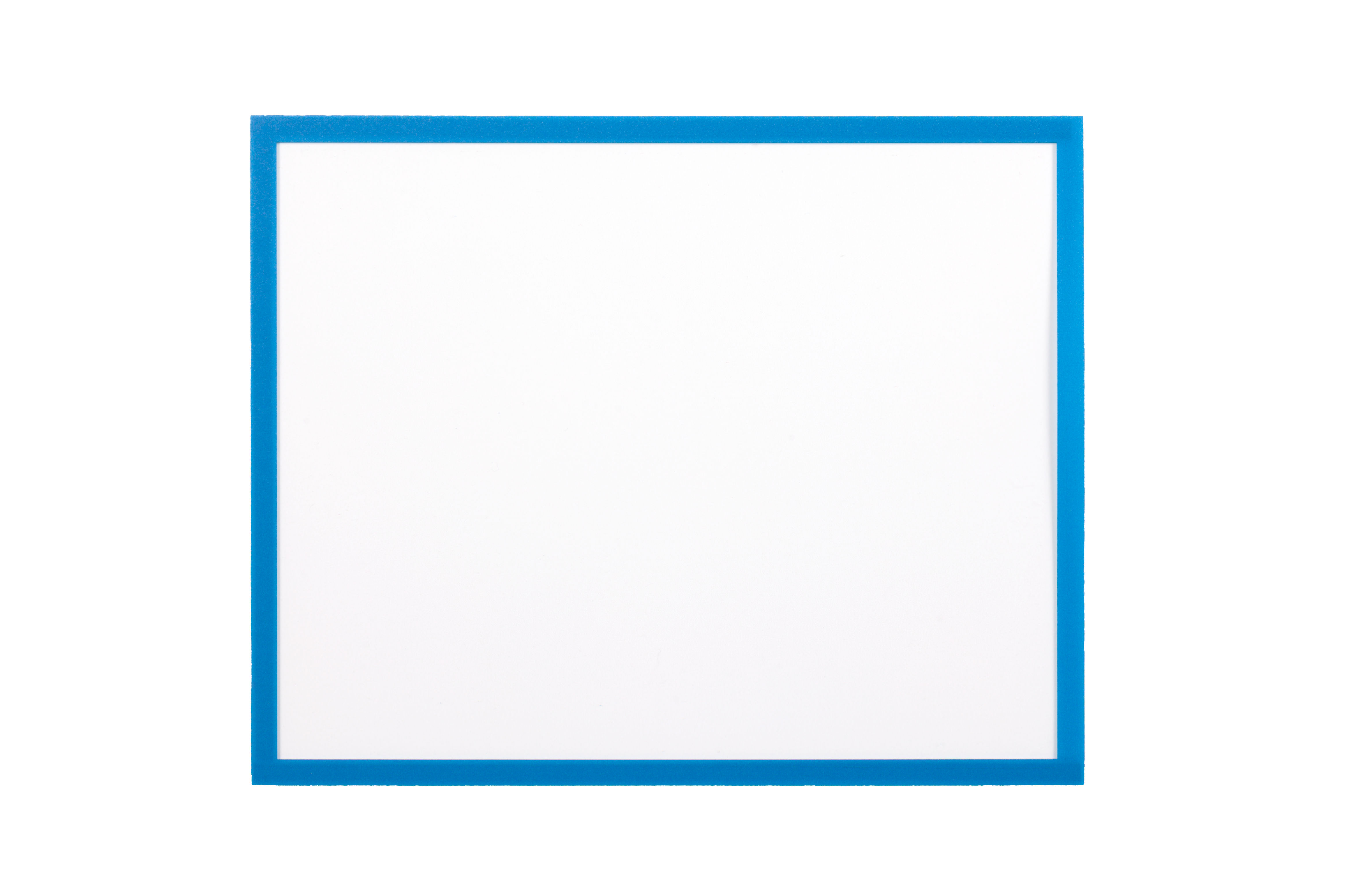 Bi Office Adhesive Document Holder Blue A3