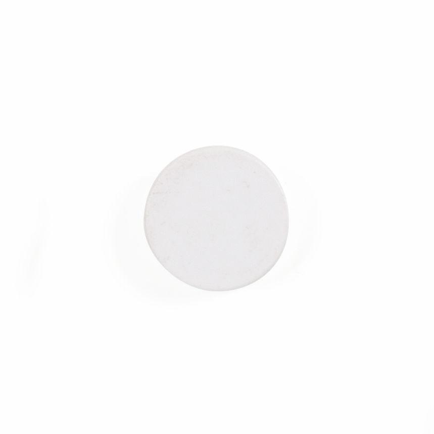 Bi-Office 10 Magnets 20mm White