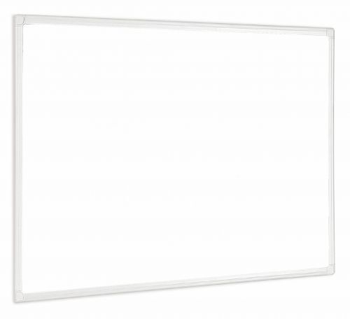Bi-Office Antimicrobial Magnetic Board 600 x 900mm