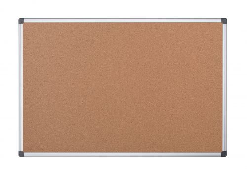 Bi Office Cork Noticeboard 2 Sided 900 x 600mm